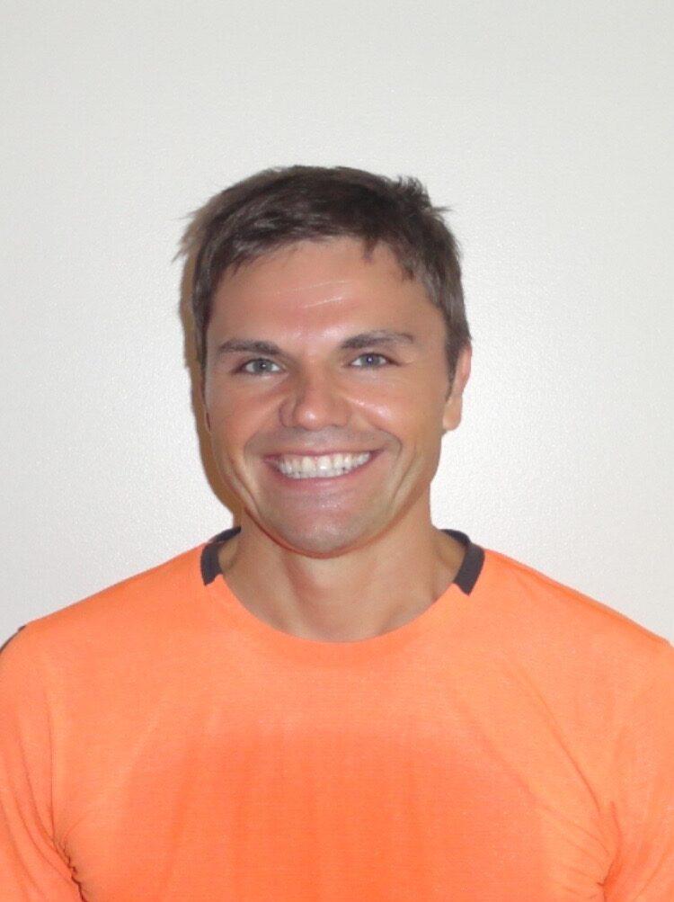1st trainer Sergei
